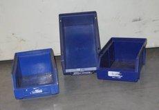 Gebrauchte  Sortimentskästen: ? - Stapelkisten Blau (gebraucht)