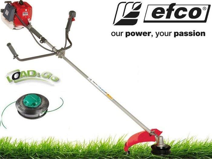 Gebrauchte                                          Motorsensen:                     Efco - Stark 4400T Profi Freischneider (gebraucht)