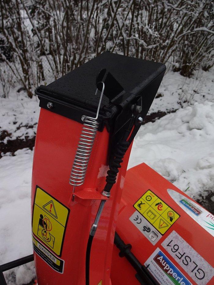 Komfort und Sicherheit: 230 Volt Elektrostart