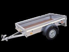 Kastenanhänger: Humbaur - Steely 750