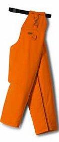 Schutzhosen: Stihl - Stihl 0000 884 08.. Ringsumbeinschutz mit Schnittschutz orange