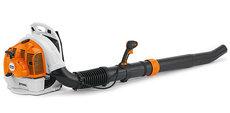 Gebrauchte  Rückentragbare Blasgeräte: Stihl - Stihl Blasgerät BR 450 C-EF (gebraucht)