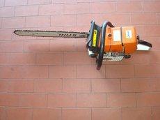 Gebrauchte                                                  Profisägen:                         Stihl - Stihl Motorsäge 046 (gebraucht)