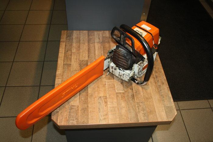 Gebrauchte                                          Profisägen:                     Stihl - Stihl Motorsäge MS440 (gebraucht)