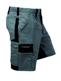 Hosen: 										Pfanner - Stretch Zone Canvas Shorts