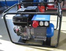 Stromerzeuger: GEKO - Stromerzeuger 4400 ED-A/HHBA