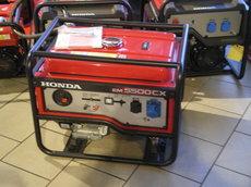 Stromerzeuger: Endress - ESE 506 DHS-GT ES ISO (230 V)