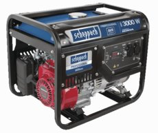 Stromerzeuger: Scheppach - Stromgenerator SG3500