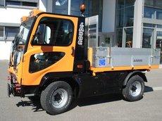 """Kommunalfahrzeuge: Ladog - T-1400 """"der Kompakte"""""""