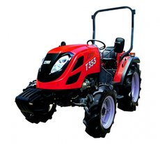 Kommunaltraktoren: TYM Traktoren - T353 Schaltgetriebe