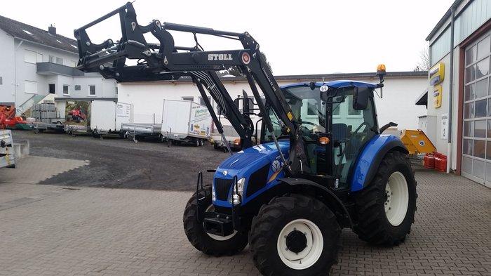 new holland allrad traktor allradtraktoren in. Black Bedroom Furniture Sets. Home Design Ideas