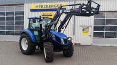 Allradtraktoren:                         New Holland - T4.55 Allrad Traktor