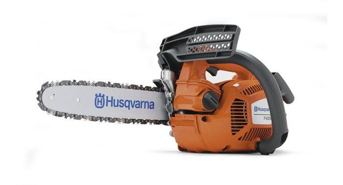 Farmersägen:                     Husqvarna - T435