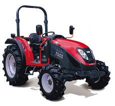 Kommunaltraktoren: TYM Traktoren - T503 Hydrostat ohne Kabine