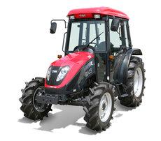 Kompakttraktoren: TYM Traktoren - T603 mit Kabine