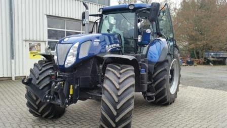 Gebrauchte                                          Allradtraktoren:                     New Holland - T7.270 AutoCommand (gebraucht)