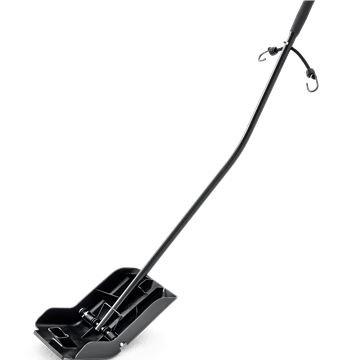 BioClip® Mulchstöpsel  Ermöglicht die Umrüstung Ihres Traktors auf BioClip® (Mulchen). Das bedeutet, dass das Gras in so kleine Stücke geschnitten wird, dass es schnell verrottet und dem Rasen als Dünger zugeführt wird. Dies macht den Rasen widerstandsfähiger für Trockenperioden.