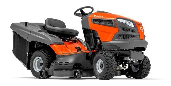 Angebote                                          Gartentraktoren:                     Husqvarna - TC 142 T - Premium Rasentraktor - Ausstellungs-Neumaschine (Aktionsangebot!)