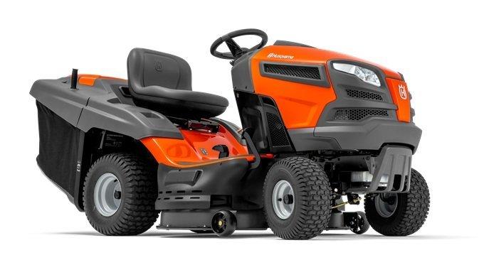 Angebote                                          Gartentraktoren:                     Husqvarna - TC 239 T - Hochgras-Traktor (Aktionsangebot!)