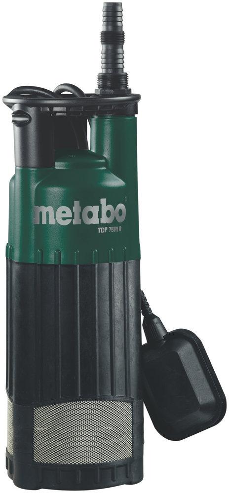 Tauchdruckpumpen:                     Metabo - TDP 7501 S