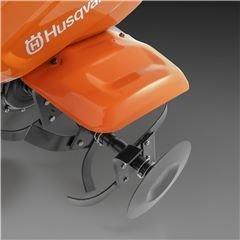 Werkzeugschutz Minimiert die Gefahr, dass Schmutz umherspritzt.