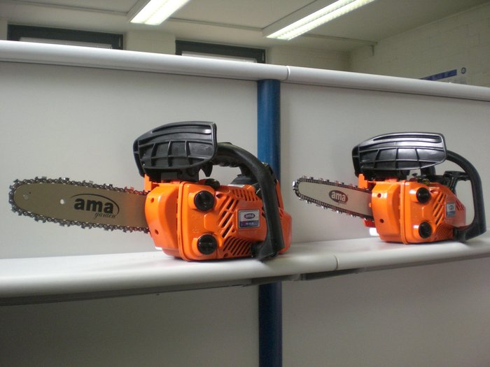 Auch mit Carving-Schneidausrüstung erhältlich - für nur 69,90 € Aufpreis