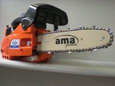 Gebrauchte  Motorsägen: Ama - TH25.10 Top-Handle-Motorsäge (gebraucht)