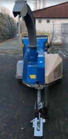 Mieten  Gartenhäcksler: CP Maschinenbau - TH 200 (mieten)