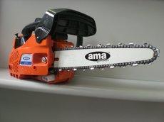 Gebrauchte Top-Handle-Sägen: Ama - TH 25.10 Top-Handle Motorsäge - Neumaschine & nicht (gebraucht)
