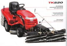 Anbaugeräte: Tielbürger - TK 520