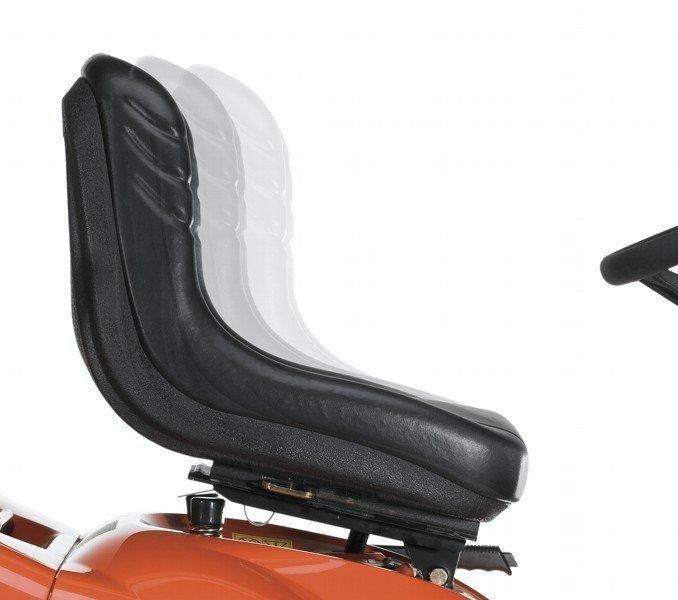 Einstellbarer Komfort-Sitz