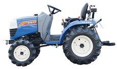 Gebrauchte  Kompakttraktoren: Iseki - TM 3185 A (gebraucht)