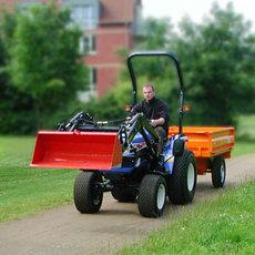 Gartentraktoren: Iseki - TM 3200 AHL