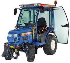 Kompakttraktoren: Iseki - TH 4335 AL