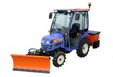 Kompakttraktoren: Iseki - TM 3265 AHL