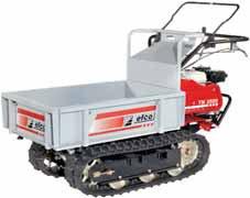 Allzwecktransporter: John Deere - HPX 815 E