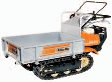 Allzwecktransporter:                     Oleo-Mac - TN 5600
