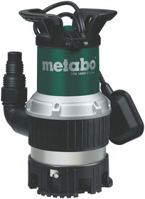 Tauchpumpen: 								Metabo - TP 8000 S