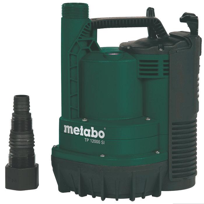 Tauchpumpen:                     Metabo - TP 12000 SI