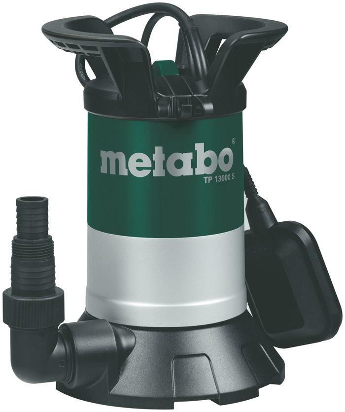 Tauchpumpen:                     Metabo - TP 13000 S