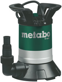 Tauchpumpen: 								Metabo - PS 18000 SN