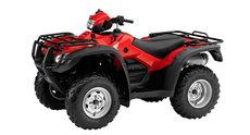 ATVs: Honda ATV - Foreman TRX500FE