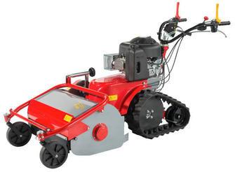 Schlegelmulcher:                     Meccanica Benassi - TR 600 mit Raupenketten