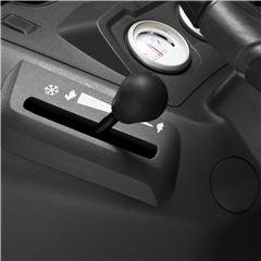 Start ohne Choke Dank dem Auto Choke ist das Gerät leicht zu bedienen.