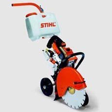 Mieten Trennschleifer: Stihl - TS 760 (350 mm) (mieten)