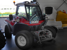 Gebrauchte  Allradtraktoren: AEBI - TT211 (gebraucht)