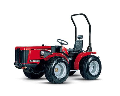 Kompakttraktoren:                     Antonio Carraro - TTR 4400 HST