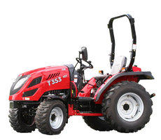 Kommunaltraktoren: TYM - TYM Kommunal Traktor T353 HST