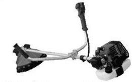 Motorsensen:                     Tiger Pabst - T 3.5 B