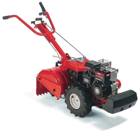Motorhacken:                     MTD - T 450